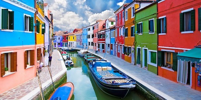 Guide of Murano & Burano