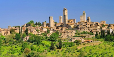 Guide of San Gimignano