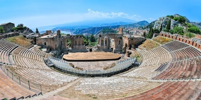 Guide of Taormina