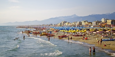 Guide of Versilia